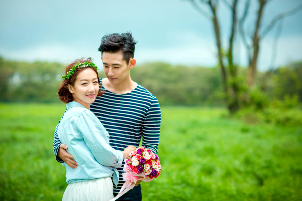 Couple Snap Photography in Jeju Island