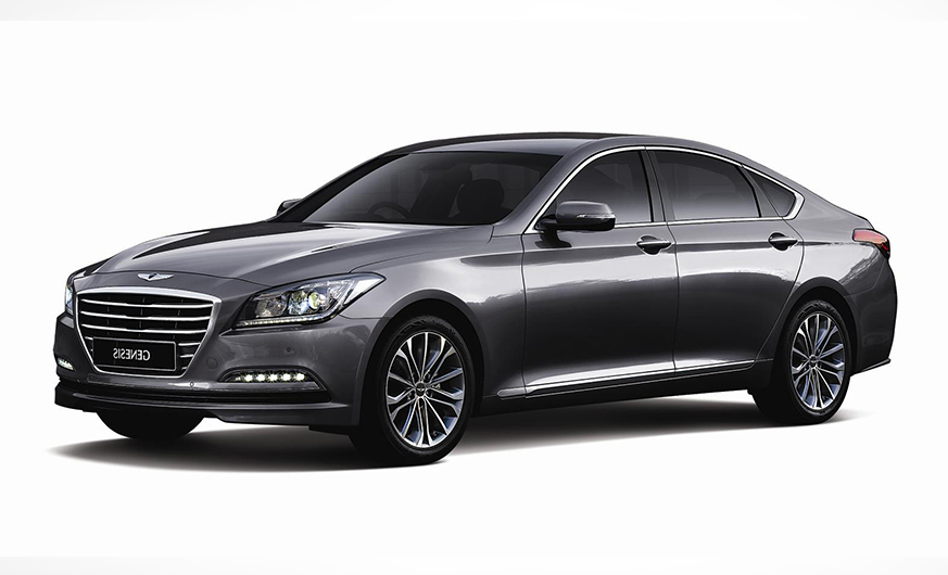GENESIS (Luxury Car)