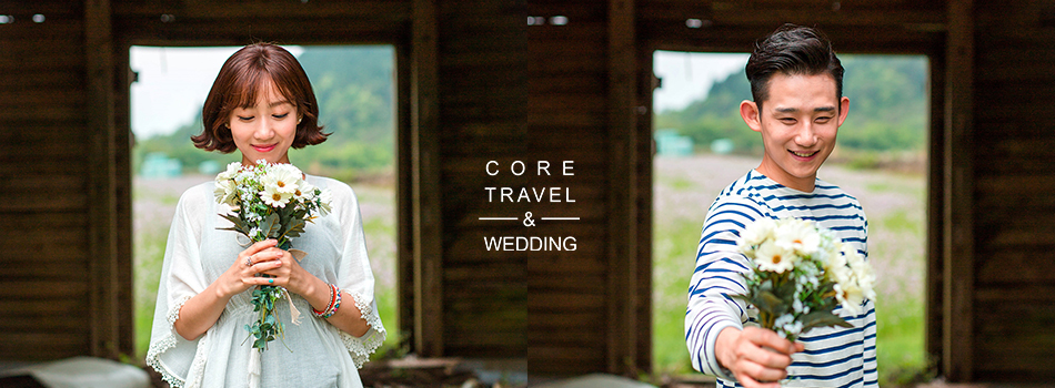 Jeju Pre Wedding Outdoor Photography Core Travel