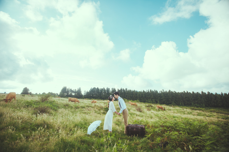 Jeju Premium 4D3N Wedding Package
