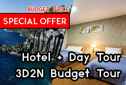 Jeju 3D2N Small-Group Budget Tour Package