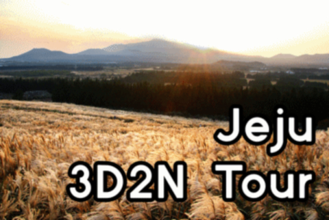 Jeju 3D2N Private Tour Package