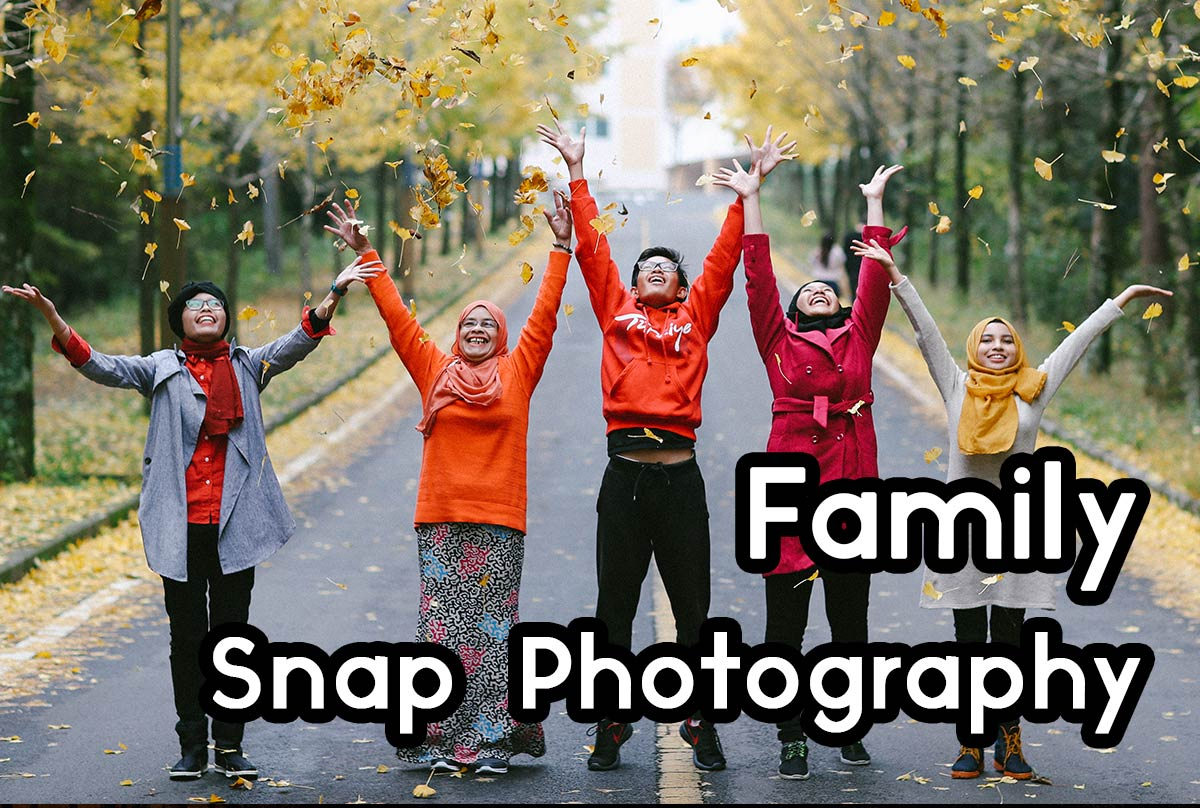 Family Snap Photography in Jeju Island (Group Price)
