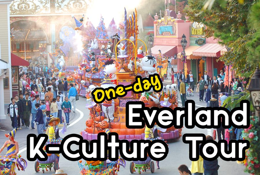 Everland Tour & K-Culture Experience (Based on 2Pax)