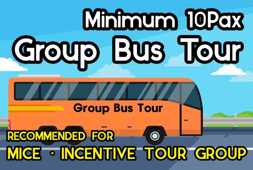 Jeju One Day Bus Tour(10Pax~)
